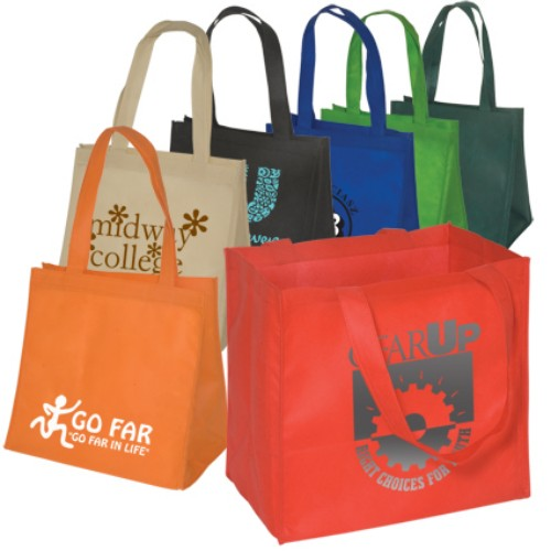 Promotion Non Woven eco shopping bags