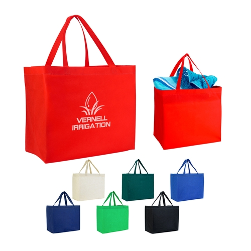 Custom logo Non Woven bags promotion price