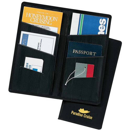 Budget CA promotion Traveler Wallet