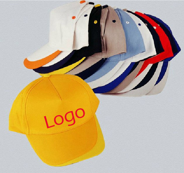 5 panel structured medium profile cap