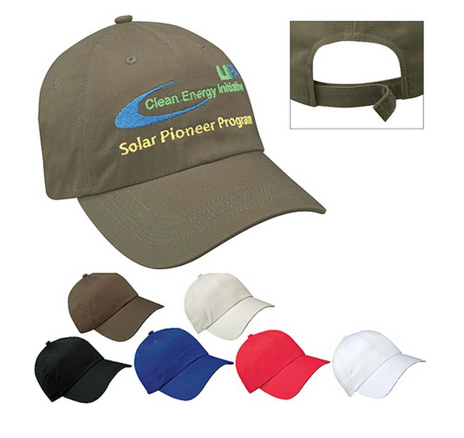 2012 6 panel structured cap