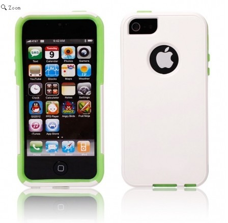Best-selling Double Protection Case Cover for iPhone 5