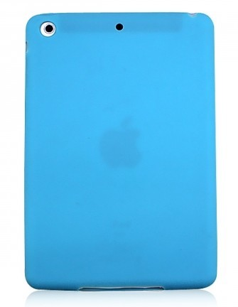 High Quality Silicone Back Case for iPad Mini