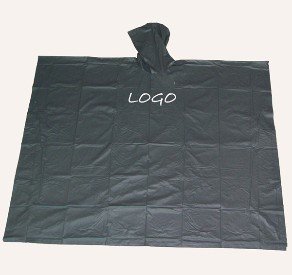 Reusable Adult Hooded Poncho