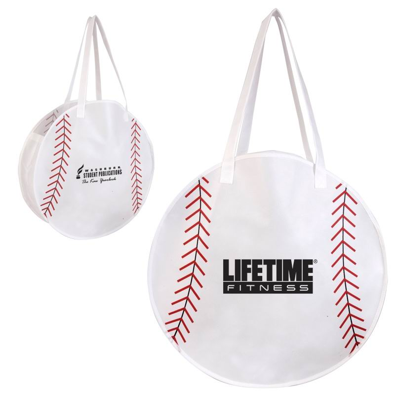 Customized RallyTotes Baseball Tote Bag