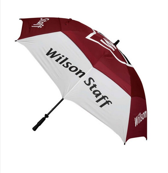 Oversize double canopy windproof umbrella